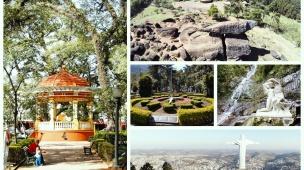 Pontos Turísticos em Poços de Caldas