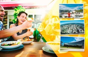 Principais Bares e Restaurantes em Foz do Iguaçu